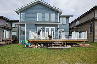 Photo 38: 1112 HAINSTOCK Green in Edmonton: Zone 55 House for sale : MLS®# E4200717