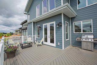 Photo 40: 1112 HAINSTOCK Green in Edmonton: Zone 55 House for sale : MLS®# E4200717