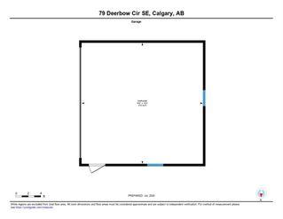 Photo 32: 79 DEERBOW Circle SE in Calgary: Deer Run Detached for sale : MLS®# A1015893