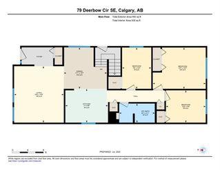 Photo 30: 79 DEERBOW Circle SE in Calgary: Deer Run Detached for sale : MLS®# A1015893