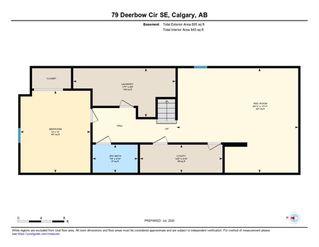 Photo 31: 79 DEERBOW Circle SE in Calgary: Deer Run Detached for sale : MLS®# A1015893