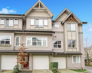 "Photo 4: 47 8737 161 Street in Surrey: Fleetwood Tynehead Townhouse for sale in ""The Boardwalk"" : MLS®# R2527304"