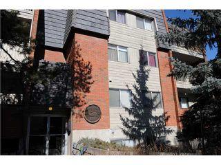 Main Photo: 405 222 5 Avenue NE in CALGARY: Crescent Heights Condo for sale (Calgary)  : MLS®# C3509327