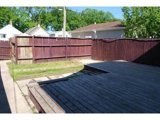 Photo 12: 928 Ashburn Street in WINNIPEG: West End / Wolseley Residential for sale (West Winnipeg)  : MLS®# 1211331