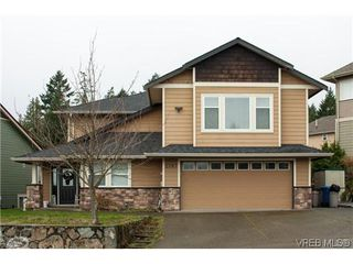 Photo 1: 2287 Setchfield Ave in VICTORIA: La Bear Mountain House for sale (Langford)  : MLS®# 625835