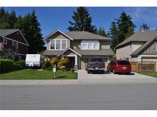 "Photo 1: 6390 SAMRON Road in Sechelt: Sechelt District House for sale in ""WEST SECHELT"" (Sunshine Coast)  : MLS®# V1002133"