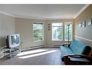 """Photo 2: 203 450 BROMLEY Street in Coquitlam: Coquitlam East Condo for sale in """"BROMLEY MANOR"""" : MLS®# V1024889"""