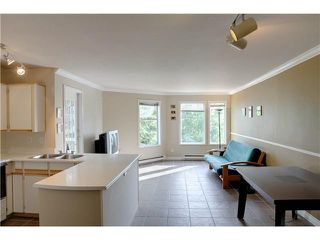 """Photo 4: 203 450 BROMLEY Street in Coquitlam: Coquitlam East Condo for sale in """"BROMLEY MANOR"""" : MLS®# V1024889"""