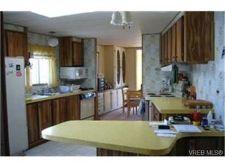 Photo 3:  in VICTORIA: VR Glentana Manufactured Home for sale (View Royal)  : MLS®# 442044