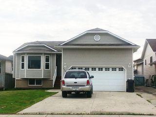 """Main Photo: 11411 98TH Street in Fort St. John: Fort St. John - City NE House for sale in """"AMBROSE PARK"""" (Fort St. John (Zone 60))  : MLS®# N238379"""