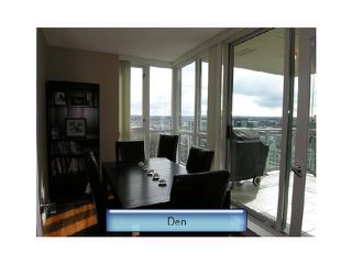 Photo 11: # 1503 120 MILROSS AV in Vancouver: Mount Pleasant VE Condo for sale (Vancouver East)  : MLS®# V1101656