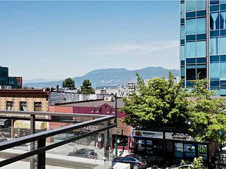 Photo 1: # 309 1068 W BROADWAY BB in Vancouver: Fairview VW Condo for sale (Vancouver West)  : MLS®# V1137096