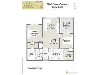 Photo 20: # 404 5900 DOVER CR in Richmond: Riverdale RI Condo for sale : MLS®# V1121749