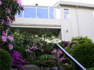 Photo 1: 3725 PUGET DR in Vancouver: Arbutus House for sale (Vancouver West)  : MLS®# V1090470
