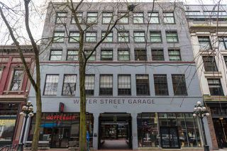 Photo 1: 302 12 WATER STREET in Vancouver: Downtown VW Condo for sale (Vancouver West)  : MLS®# R2060347