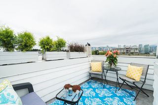 Photo 13: 209 657 W 7TH AVENUE in Vancouver: Fairview VW Townhouse for sale (Vancouver West)  : MLS®# R2119475