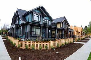 Photo 1: 2 703 Gauthier Avenue in Coquitlam: Coquitlam West House 1/2 Duplex for sale : MLS®# R2157920