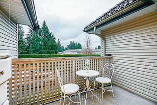 Photo 19: 10 21453 DEWDNEY TRUNK ROAD in Maple Ridge: West Central Townhouse for sale : MLS®# R2329290