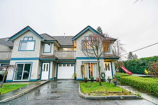 Photo 1: 10 21453 DEWDNEY TRUNK ROAD in Maple Ridge: West Central Townhouse for sale : MLS®# R2329290