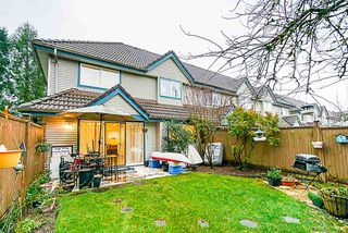Photo 20: 10 21453 DEWDNEY TRUNK ROAD in Maple Ridge: West Central Townhouse for sale : MLS®# R2329290