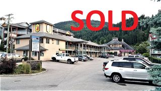 Photo 1: Exclusive Hotel/Motel with property in BC: Business with Property for sale