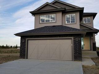 Photo 1: 1319 157 Street in Edmonton: Zone 56 House for sale : MLS®# E4173913