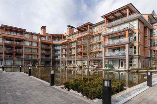 """Photo 2: 424 3602 ALDERCREST Drive in North Vancouver: Roche Point Condo for sale in """"Legend 2"""" : MLS®# R2410371"""