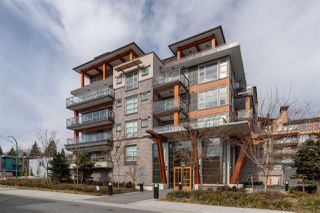 "Main Photo: 424 3602 ALDERCREST Drive in North Vancouver: Roche Point Condo for sale in ""Legend 2"" : MLS®# R2410371"