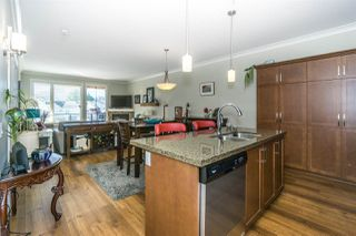"""Photo 3: 201 45750 KEITH WILSON Road in Chilliwack: Vedder S Watson-Promontory Condo for sale in """"Englewood Courtyard"""" (Sardis)  : MLS®# R2415265"""