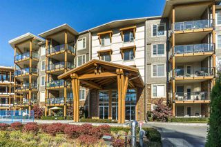 """Photo 1: 201 45750 KEITH WILSON Road in Chilliwack: Vedder S Watson-Promontory Condo for sale in """"Englewood Courtyard"""" (Sardis)  : MLS®# R2415265"""