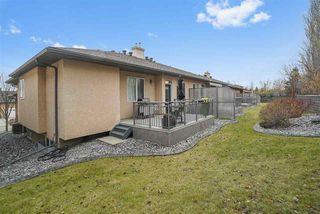 Photo 26: 21 50 OAKRIDGE Drive S: St. Albert House Half Duplex for sale : MLS®# E4182906