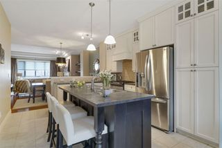 Photo 3: 21 50 OAKRIDGE Drive S: St. Albert House Half Duplex for sale : MLS®# E4182906