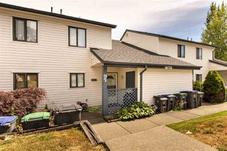 """Photo 1: 97 6673 138 Street in Surrey: East Newton Townhouse for sale in """"HYLAND CREEK"""" : MLS®# R2434304"""
