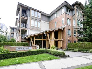 "Photo 1: 114 1111 E 27TH Street in North Vancouver: Lynn Valley Condo for sale in ""Branches"" : MLS®# R2469036"