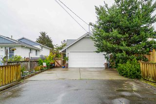 Photo 1: 11860 4TH AVENUE in Richmond: Steveston Village House for sale : MLS®# R2464256