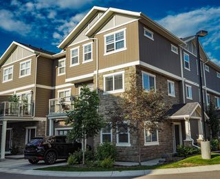 Main Photo: 308 EVANSTON Manor NW in Calgary: Evanston Row/Townhouse for sale : MLS®# A1009333