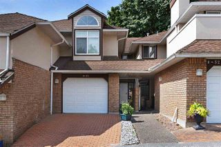 "Photo 1: 4 52 RICHMOND Street in New Westminster: Fraserview NW Townhouse for sale in ""FRASERVIEW PARK"" : MLS®# R2486209"