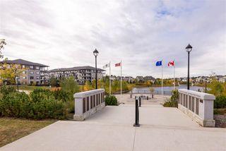 Photo 34: 317 508 GRIESBACH Parade in Edmonton: Zone 27 Condo for sale : MLS®# E4216092