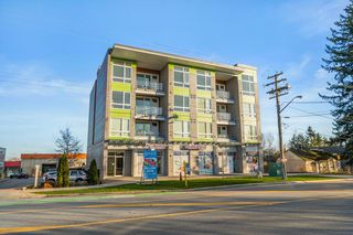 "Main Photo: 203 8488 160 Street in Surrey: Fleetwood Tynehead Condo for sale in ""Oasis"" : MLS®# R2530347"