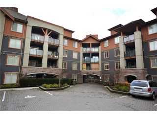 "Photo 1: 3318 240 SHERBROOKE Street in New Westminster: Sapperton Condo for sale in ""COPPERSTONE"" : MLS®# V929528"