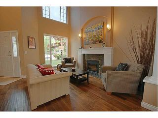 "Photo 3: 1872 HAMPTON GREEN in Coquitlam: Westwood Plateau House for sale in """"HAMPTON ESTATES"""" : MLS®# V953865"