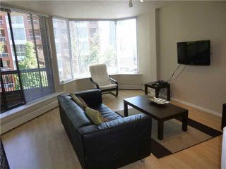 "Photo 3: 312 1333 HORNBY Street in Vancouver: Downtown VW Condo for sale in ""ANCHOR POINT"" (Vancouver West)  : MLS®# V1000790"