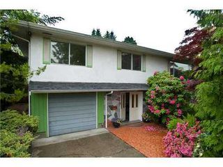 Photo 1: 5463 GILPIN Street in Burnaby South: Deer Lake Place Home for sale ()  : MLS®# V943148