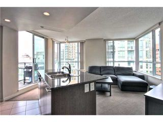 Photo 2: # 1604 1212 HOWE ST in Vancouver: Downtown VW Condo for sale (Vancouver West)  : MLS®# V1033629