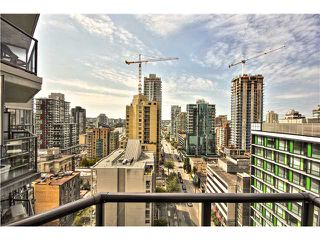 Photo 5: # 1604 1212 HOWE ST in Vancouver: Downtown VW Condo for sale (Vancouver West)  : MLS®# V1033629