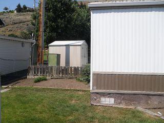 Photo 14: 109 2400 Oakdale Way in Kamloops: Westsyde Manufactured Home for sale : MLS®# 124298