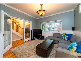 Photo 4: 1354 E 15TH AV in Vancouver: Grandview VE House for sale (Vancouver East)  : MLS®# V1093126