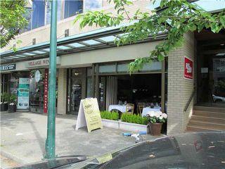 Photo 1: 1809 1ST AV W in Vancouver West: Kitsilano Home for sale : MLS®# V4040214