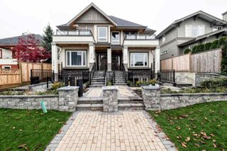 Photo 1: 1616 MAHON AVENUE in North Vancouver: Central Lonsdale 1/2 Duplex for sale : MLS®# R2012803