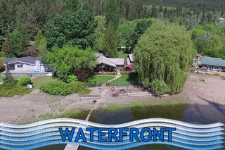 Main Photo: 1481 Little Shuswap Lake Road in Chase: Little Shuswap Lake R House for sale : MLS®# 10183263